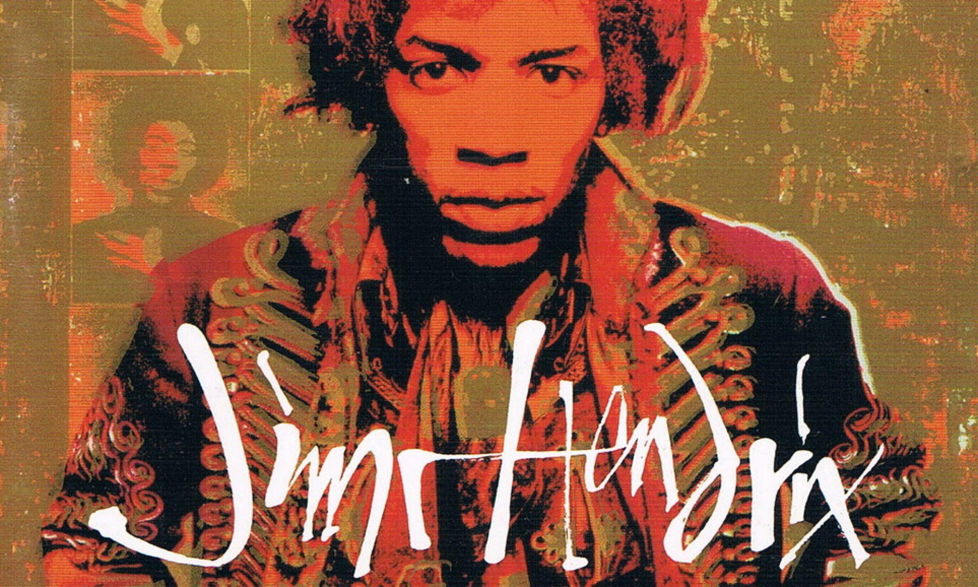 Polska strona www dedykowana Jimi Hendrix